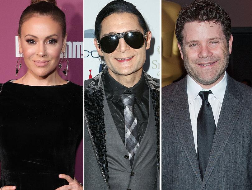 Corey Feldman, Sean Astin Defend Alyssa Milano From Backlash Over Underage Hollywood Sex Abuse