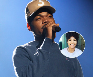 Chance the Rapper Calls Out Woman for Body Shaming a TV Reporter