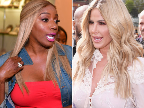6 Epic NeNe Leakes-Kim Zolciak Fights in Honor of 'RHOA' Season 10