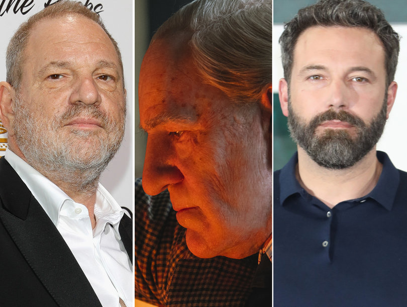 Today in Hollywood Harassment: Inside Weinstein Support Group, Kevin Spacey Movie in Trouble, Ben Affleck Speaks