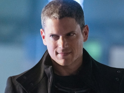 Wentworth Miller to Exit 'The Flash' and 'Legends of Tomorrow'