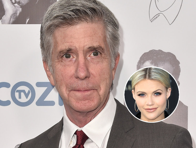 'DWTS' Host Tom Bergeron Bashed for 'Inappropriate' Witney Carson Joke