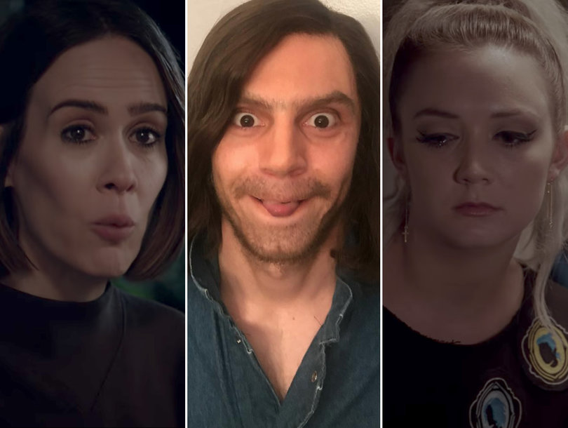 'American Horror Story: Cult' Penultimate Episode Loaded With Deaths and Charles Manson