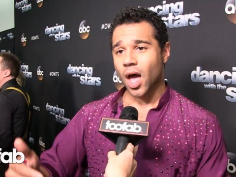 Corbin Bleu Says DWTS Trio Week Wasn't the First Time He Worked With Jordan Fisher