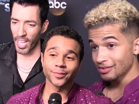 'Dancing With the Stars' Cast Shares Their Dream 'Threesome'