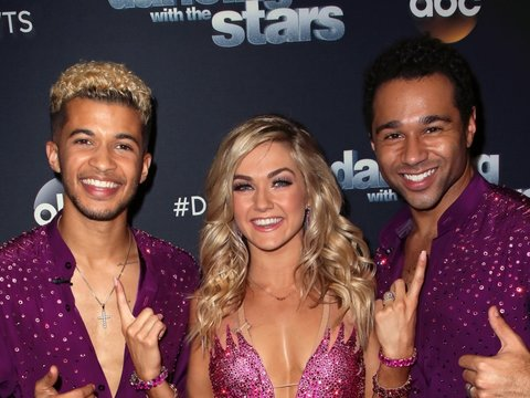 'DWTS' Trio Week Wasn't First Time Corbin Bleu Met Jordan Fisher