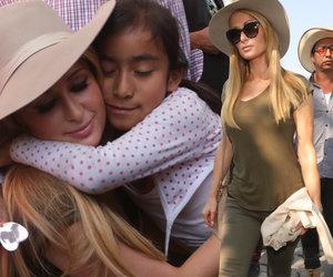Paris Hilton Visits Mexico City After Devastating Earthquake