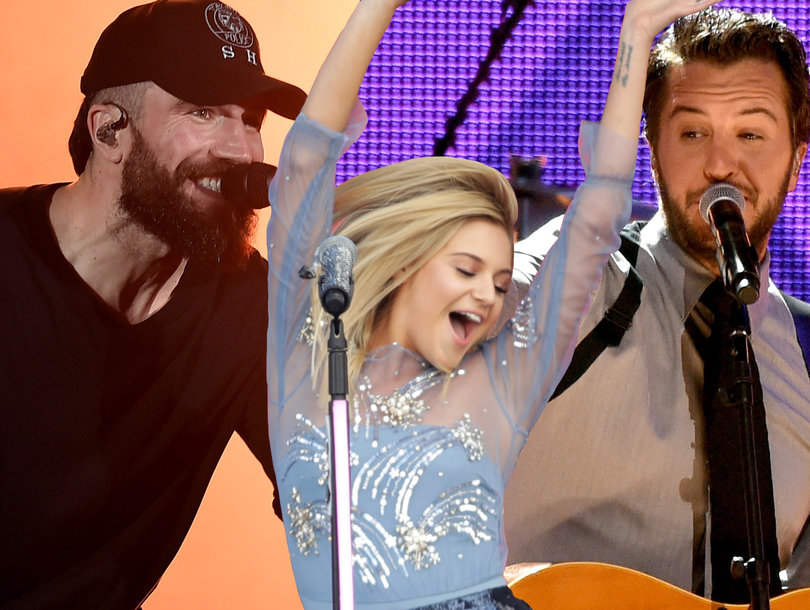 CMAs Soundtrack: 25 of 2017's Best Feel-Good Country Songs