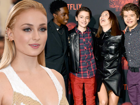 Sophie Turner Tears Into Paparazzi for Harassing 'Stranger Things' Kids