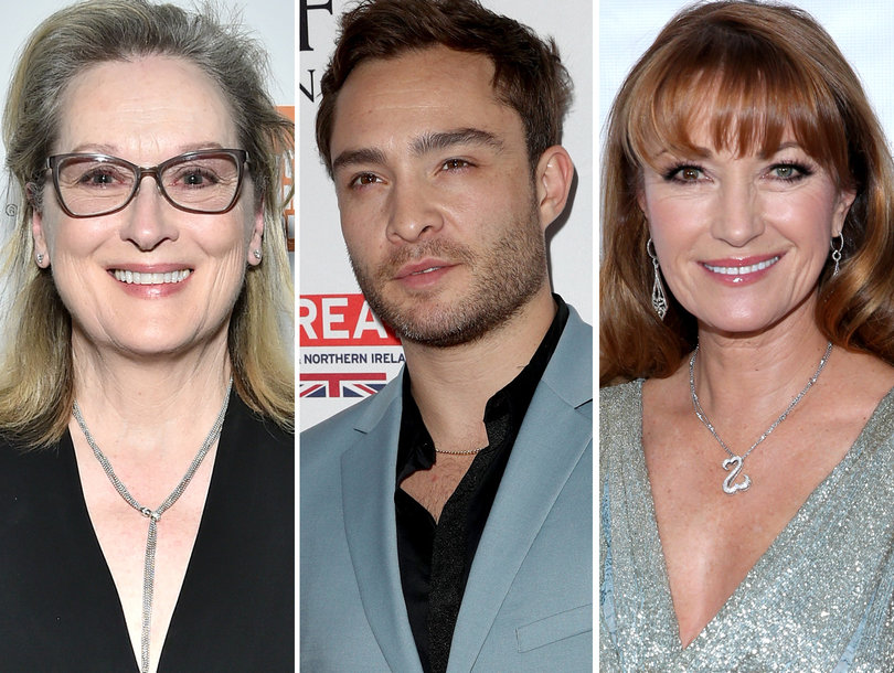Today in Hollywood Harassment: Ed Westwick, Meryl Streep, Jane Seymour