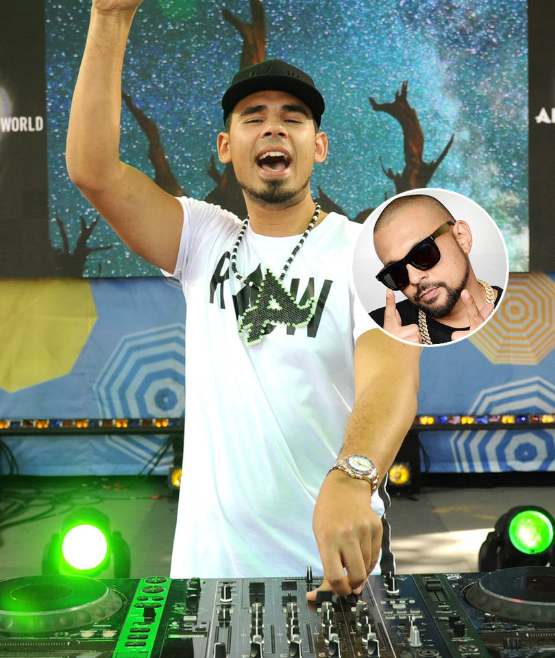 Afrojack Is Working on New Music With Sean Paul