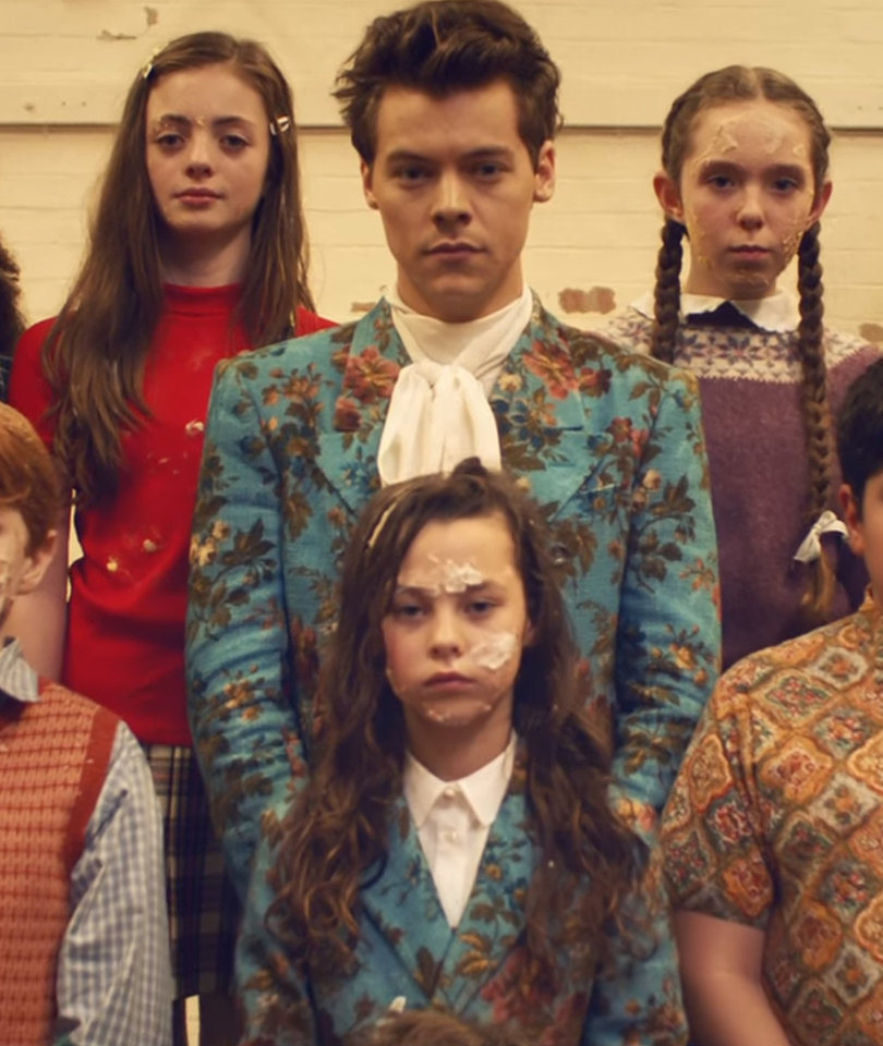 Harry Styles' Adorable 'Kiwi' Music Video Confuses Twitter