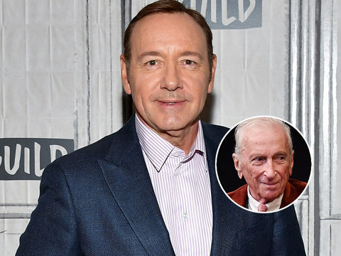Famed Author Tells Kevin Spacey Accusers to 'Suck It Up'