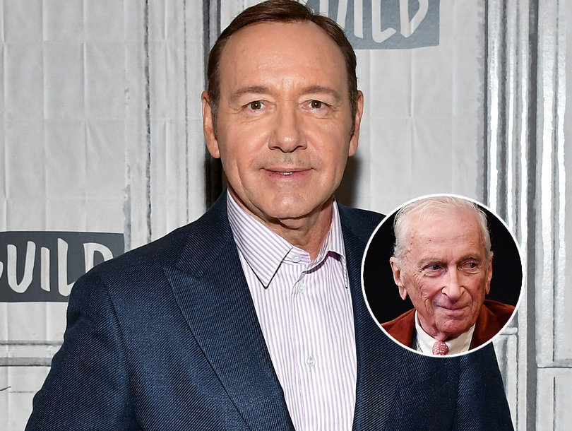 Famed Author Tells Kevin Spacey Accusers to 'Suck It Up' While Defending Actor