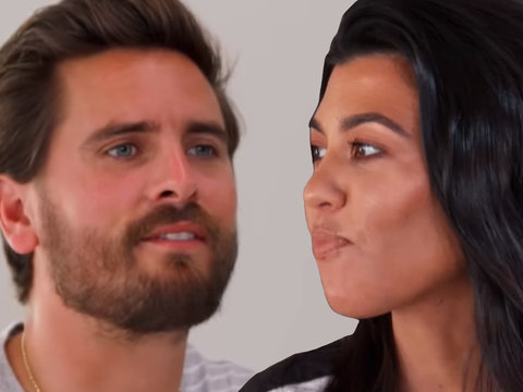 Why Scott Disick Just Called Kourtney Kardashian Out on Her 'Bulls--t'