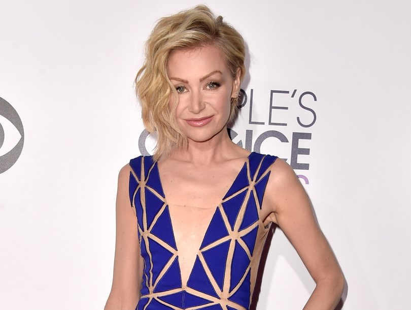 Portia de Rossi Says Steven Seagal 'Unzipped His Leather Pants' During Private Audition