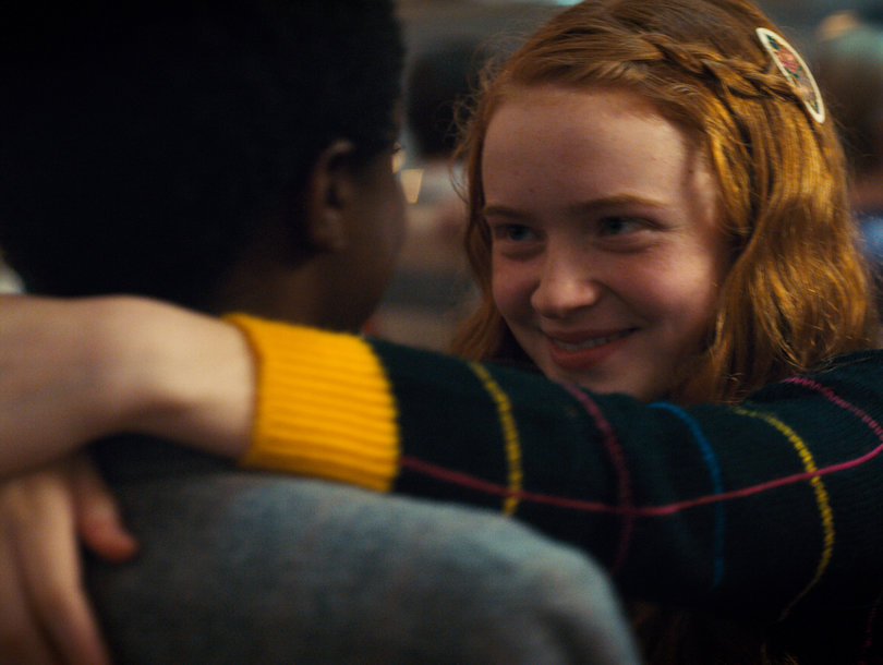 Simmer Down 'Stranger Things 2' Fans! Sadie Sink Never 'Objected' to Controversial Kiss