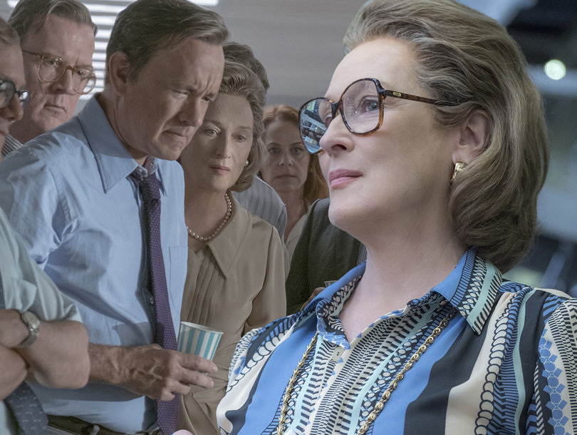 'The Post' Trailer: First Look at Steven Spielberg, Tom Hanks and Meryl Streep's Riveting Journalism Drama