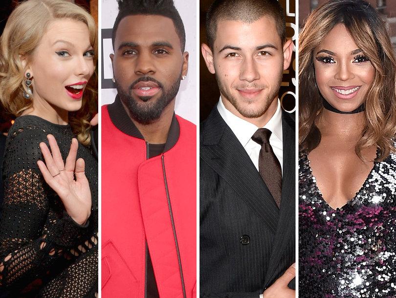 11 Songs You Gotta Hear on #NewMusicFriday: Taylor Swift, Jason Derulo, Nick Jonas, Ashanti