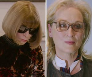 Here's What Happened with Meryl Came Face to Face with the Real Miranda Priestly