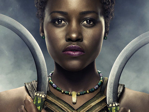 Marvel's 'Black Panther' Character Posters Are Absolutely Breathtaking