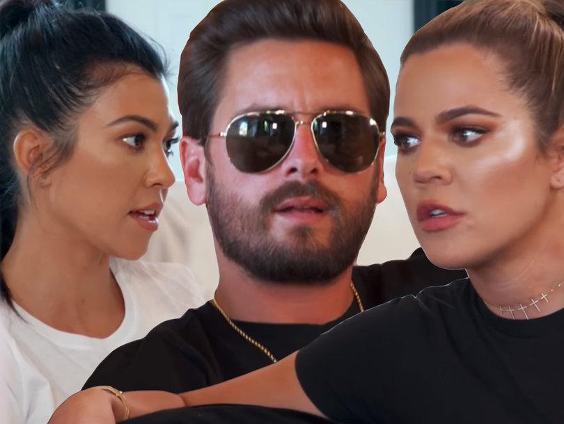 Khloe Kardashian Calls Scott and Kourtney 'So F-cking Dysfunctional' In Latest Fight