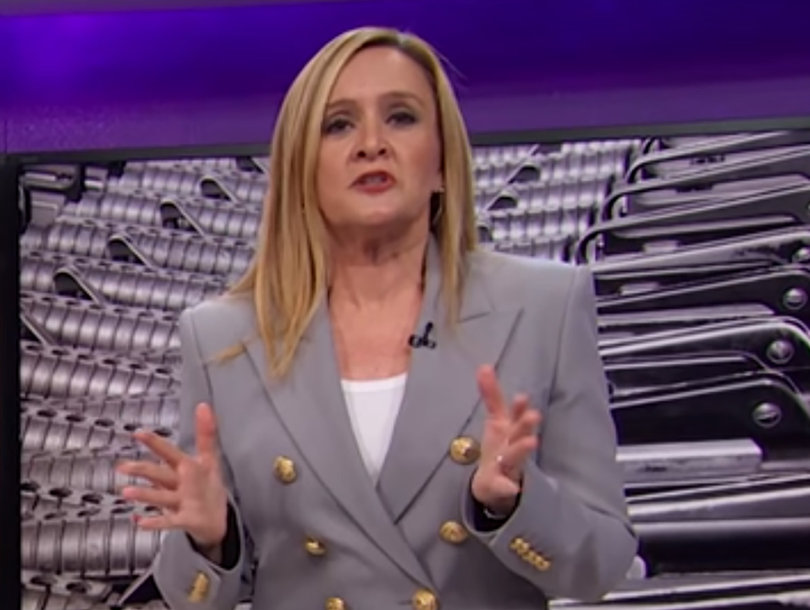 Samantha Bee Uses Gospel Choir in Gun Control Plea: 'Thoughts and Prayers Are Not Working'
