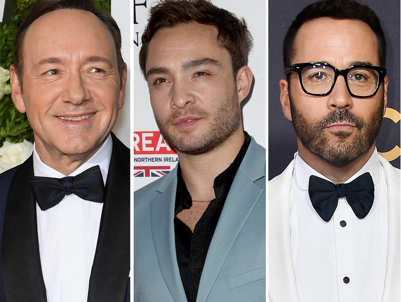 Today in Hollywood Harassment: Kevin Spacey Replaced While Ed Westwick and Jeremy Piven Face New Accusations