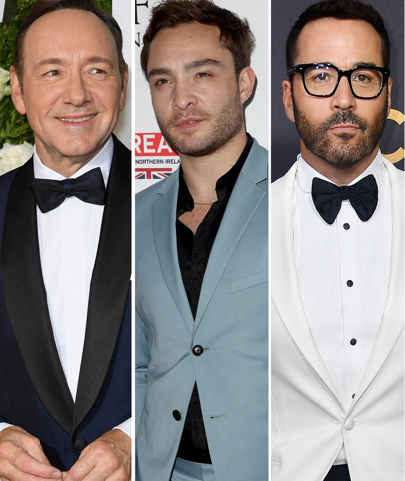 Kevin Spacey Replaced, New Allegations Hurled at Westwick and Piven