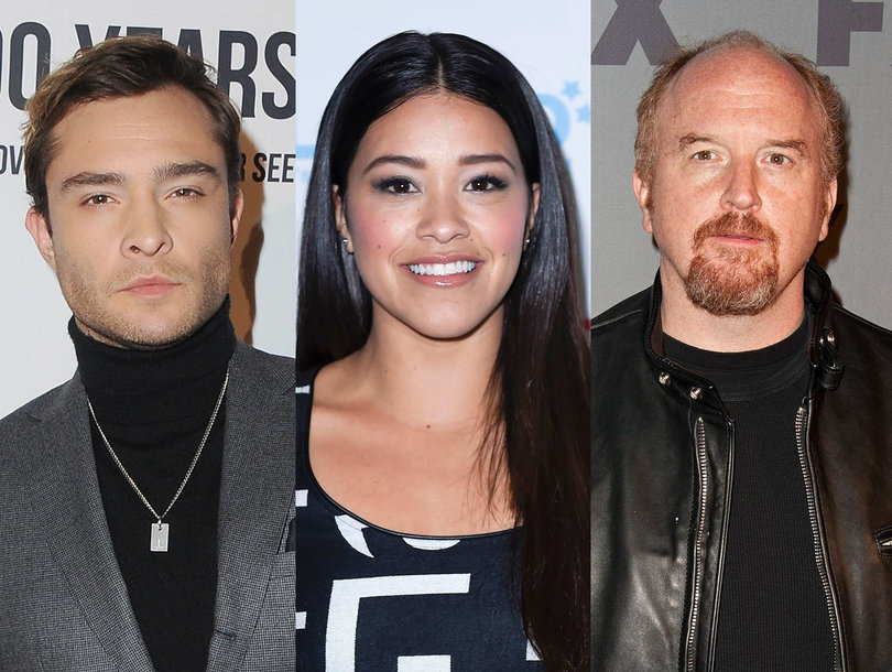 Today in Hollywood Harassment: Netflix Dumps Louis CK, Gina Rodriguez Dumps Reps, BBC Delays Westwick Series