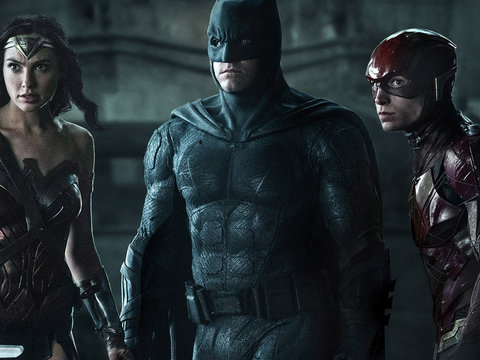 First 'Justice League' Reactions Are a Mixed Bag: 'Awesome,' 'Tacky,' 'Weak CG'