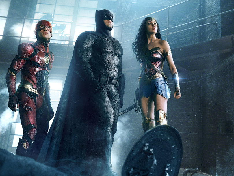 First 'Justice League' Reactions Are a Mixed Bag: 'Awesome,' 'Fun,' 'Tacky,' 'Weak CG'