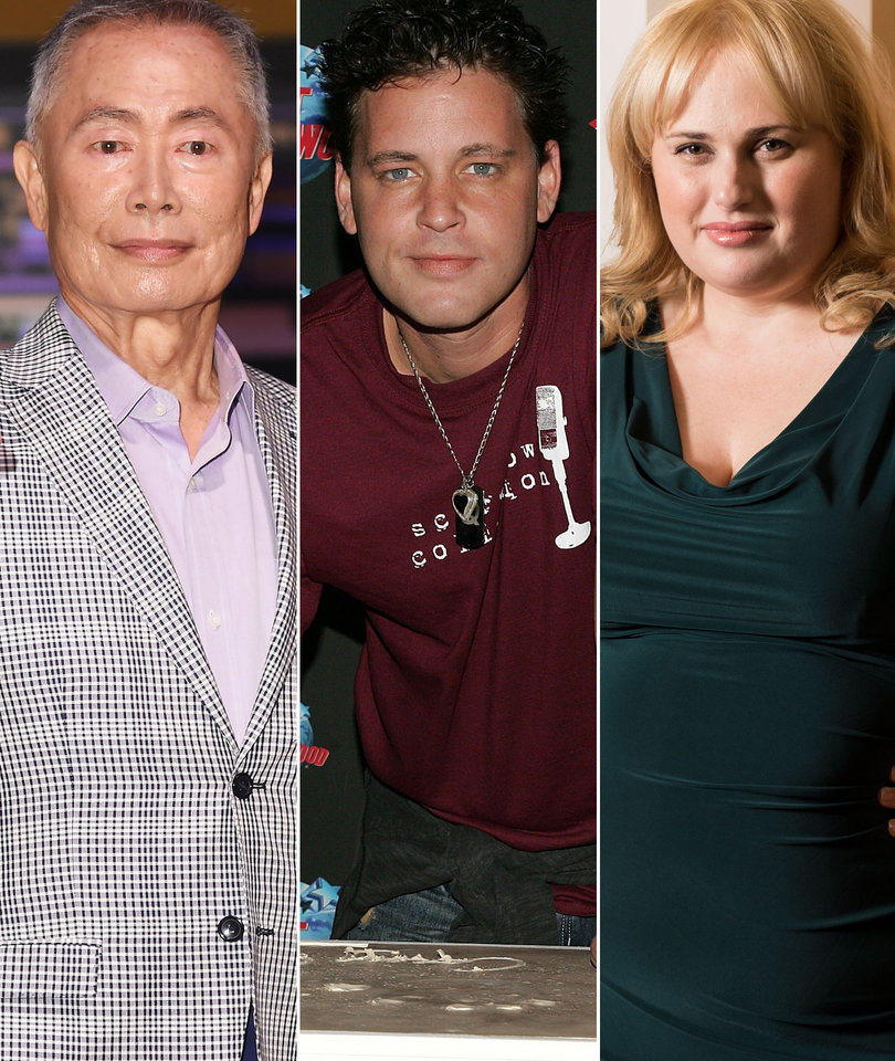 Today in Hollywood Harassment: George Takei, Rebel Wilson, Corey Haim