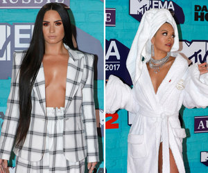 MTV EMAs Red Carpet: Best and Worst Fashion