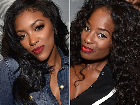'RHOA' Fight of the Night: Shamea Launches Verbal War Against Porsha