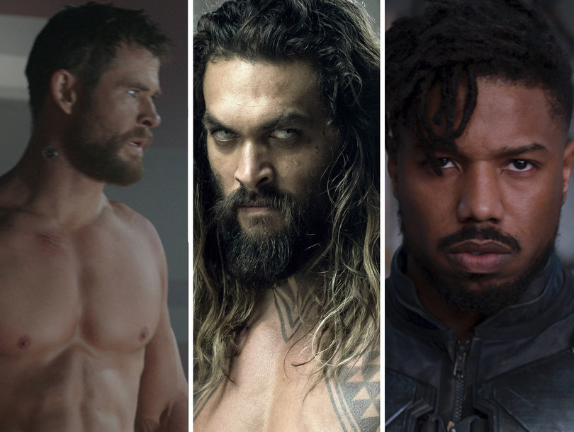 34 Sexier Men Alive Than Blake Shelton