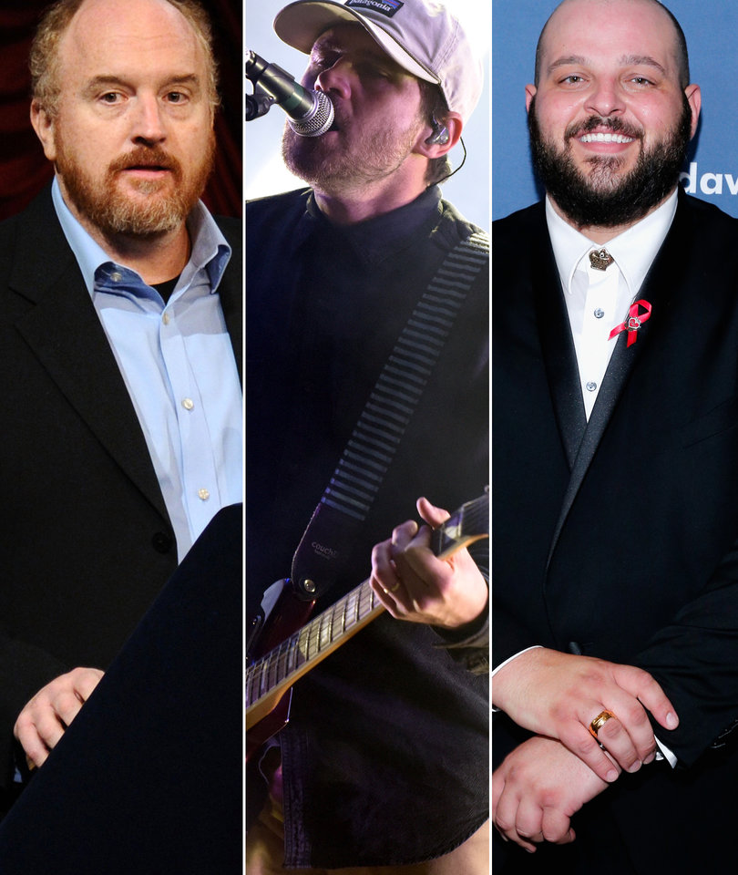Louis C.K.'s Lies, Brand New Frontman's Apology, 'Mean Girls' Star's Bully