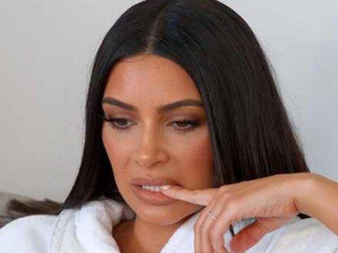 How Kim Kardashian Reacted to Blackface Accusations on 'KUWTK'