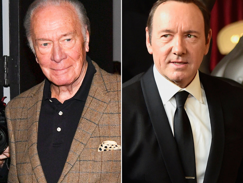 Christopher Plummer's Puzzling Response to Kevin Spacey Scandal: 'Very Sad What Happened to Him'