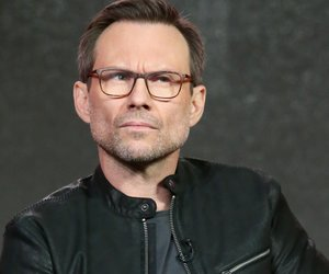What Caused Christian Slater to Call One Reporter 'A Salacious C-nt'