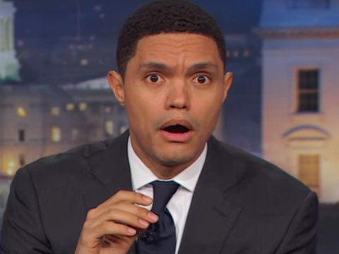 Trevor Noah Slams Conservatives For Defending Roy Moore