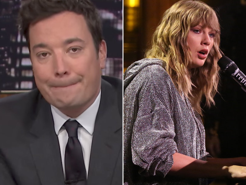 Jimmy Fallon and Taylor Swift Have Everyone In Tears with Tributes to Host's Late Mother