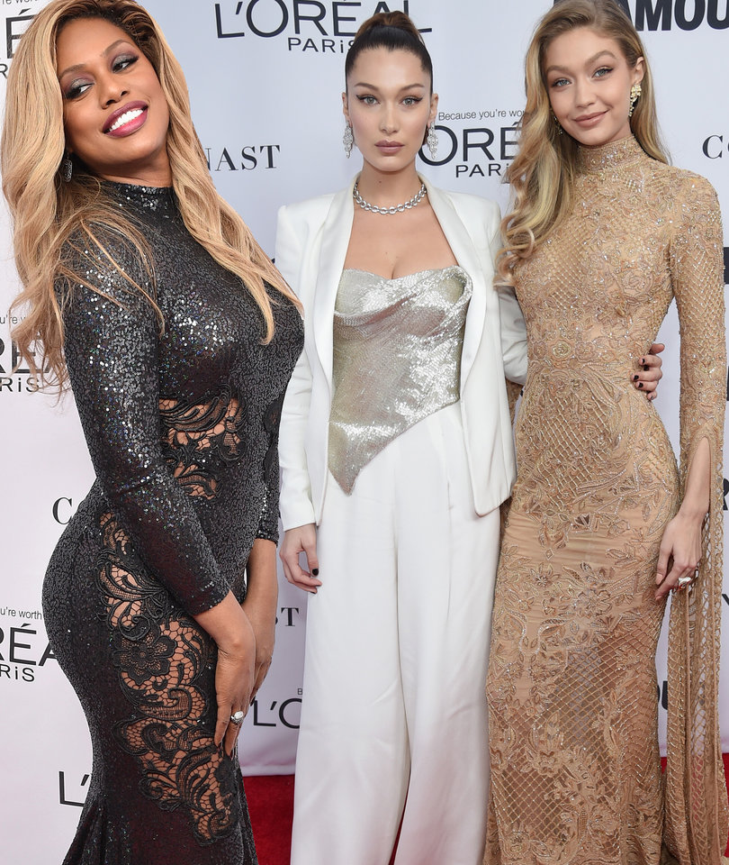 Stars Who Slayed at Glamour's 2017 Women of the Year Awards