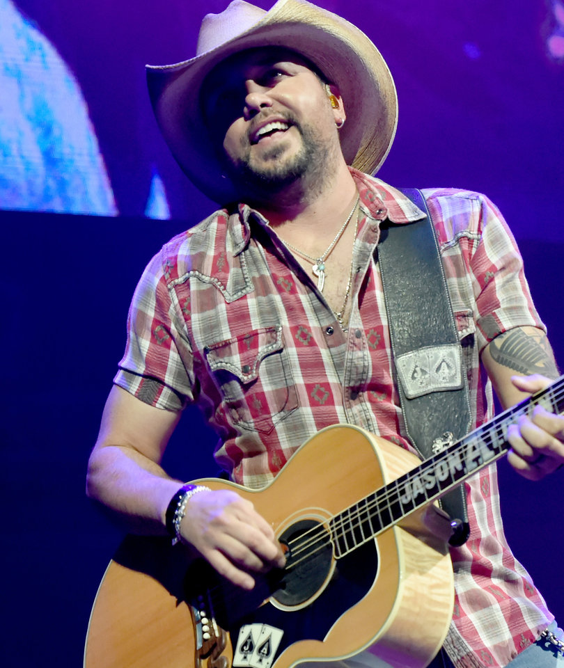 Jason Aldean 'Thought a Speaker Had Blown' During Las Vegas Shooting