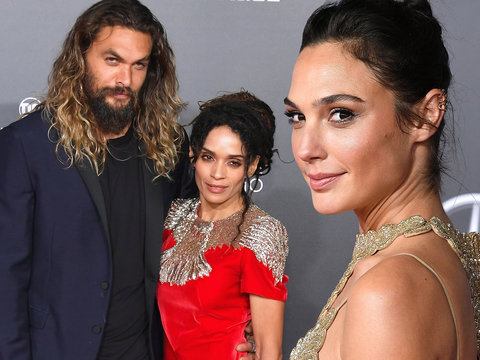 'Justice League' Premiere: Superheroes Storm the Red Carpet!