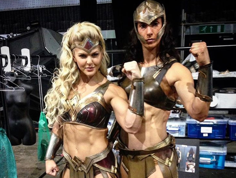 Amazons Too Sexy in 'Justice League'? Costumes Spark Feminist Backlash and Debate