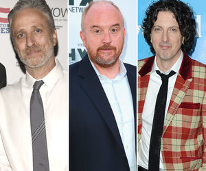 Jon Stewart Reacts to Louis C.K., 'One Tree Hill' Stars Turn on Showrunner