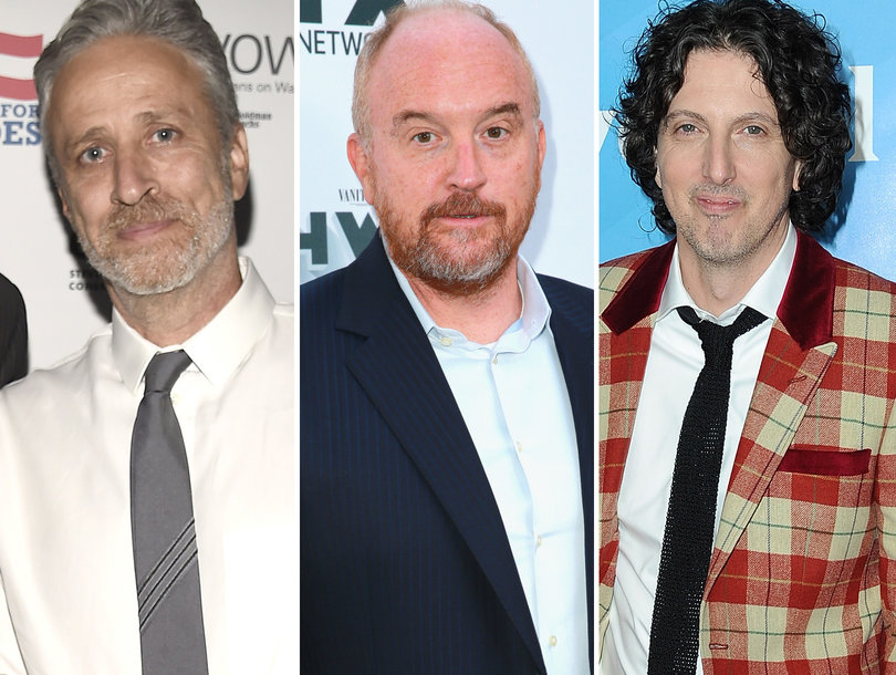 Today in Hollywood Harassment: Jon Stewart Reacts to Louis C.K., 'One Tree Hill' Stars Accuse Showrunner