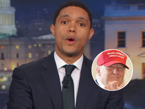 Trevor Noah Explains How Donald Trump Has Made China Great Again