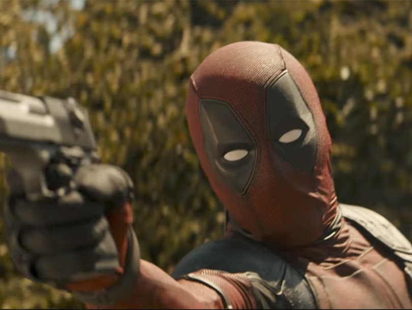 First 'Deadpool 2' Footage Mixes Wade Wilson with Domino, Cable and ... Bob Ross?